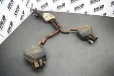Audi RS7 4G V8 4.0 TFSI Auspuff Endschalldämpfer exhaust pipe Klappe 4G0253612AF