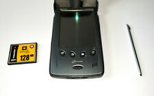 Vintage HP Pocket PC Jornada 540 Series PDA w/ charger stylus 128mb memory card
