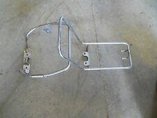 yamaha qt50 yamahopper front chrome luggage rack carrier  1982 1984 1985 86 1983