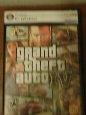 Grand Theft Auto IV (PC DVD, Games for Windows) Complete 2 Discs