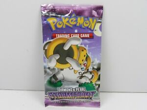 POKEMON booster pack scellé Diamond & Pearl Stormfront english 10 Game Cards