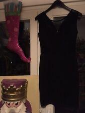 Schickes sexy kleines Schwarzes 34/36 Festliches Kleid F2