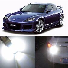 Alla Lighting Back-Up Reverse Light 7440 White 12V LED Bulb for 04~08 Mazda RX-8