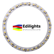 MODULO A CERCHIO 33 LED RING 100MM 12V LUCE VERDE GREEN