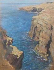 Isabel Hunter (attributed) -Loma Point, California -Original drawing circa 1921