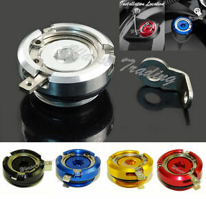 Oil Filler Cap For KAWASAKI Ninja 250R 300 ZX 6R 10R 12R 14R Vulcan W650 W800 ZR
