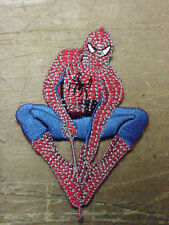 lot of 10 patch Embroidered SPIDERMAN, IRON ON Patch