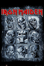Iron Maiden Eddies - Poster 61x91,5 cm