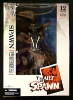 McFarlane Toys Spawn Series 27 12 Inch Gunslinger  Boxed  Action Figure 2005