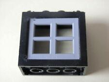 LEGO 4132c01 @@ Window 2 x 4 x 3 Frame with Grey Pane