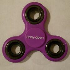 Ebay Open Fidget Spinner 2017 Purple Las Vegas Seller Conference Swag Toy