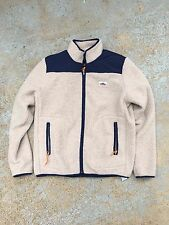 Penfield Men's Carson Plush Fleece Zip Lined Jacket Sz M