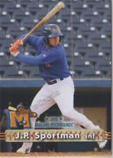 2018 Midland RockHounds JP Sportman RC Rookie Oakland Athletics