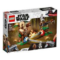 75238 LEGO Star Wars Action Battle Endor Assault 193 Pieces Age 7+