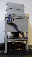 Laser Cut OO Gauge Model Railway Coaling Tower MDF and Plywood Kit