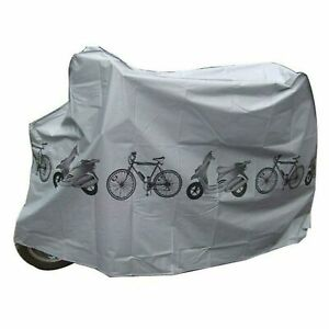 Bike Or Bicycle Bag Large Waterproof Cover For Weather Protection Sheet Rain