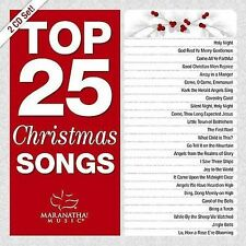 Top 25 Christmas Songs - Various Artists  Audio CD Buy 3 Get 1 Free