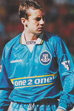 Foto de fútbol > Don Hutchison Everton 1998-99