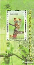 Indonesia block139 mint never hinged mnh 1998 Flora and Flora
