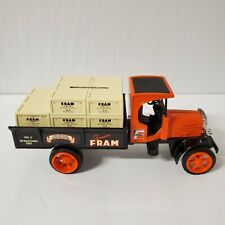 Kenworth Motor Trucks Fram Coin Bank Truck