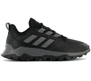 "Neue Adidas ""Kanadia trail"" Herren Sportschuhe in 42 2/3, schwarz-grau"