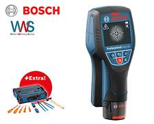 BOSCH Ortungsgerät Wallscanner D-tect 120, L-BOXX + Gedore-BOXX NEU!