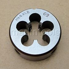 14mm x 1.5 Metric Right hand Die M14 x 1.5mm Pitch