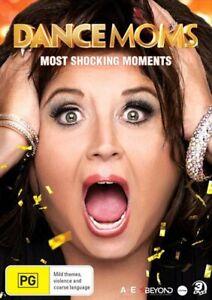 Dance Moms - Most Shocking Moments DVD