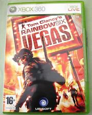 Tom Clancy's Rainbow Six Vegas (Microsoft Xbox 360, 2006)
