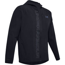 Under Armour Qualifier Outrun The Storm Mens Running Jacket - Black - XXL
