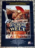 MEL BROOKS verrückte Geschichte der Welt * A1-Filmposter - Ger 1-Sheet 1982