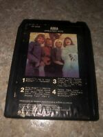 ABBA Greatest Hits 1976 Atlantic Records 8 Track Tape VG+ TESTED~SANITIZED~