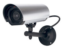 Smart Security Club Outdoor Dummy Camera, Aluminum Construction