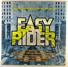 """12"""" LP - Various - Easy Rider - Songs As Performed - Soundtrack - E368 - cleaned"""