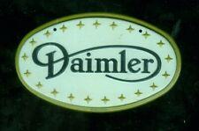 1953 Wheaties cereal premium car emblem - Daimler