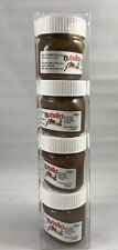 Nutella Chocolate Spread 4 x 30g Jars Great For Baking