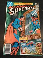 Superman#368 Incredible Condition 9.0(1982) Buckler Cover, Superman 2020