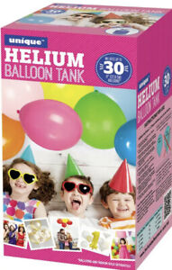 ✅Disposable Helium Gas Canister Tank Fills 30 Balloons✅