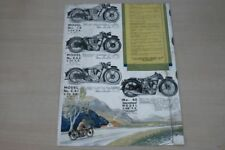 195390) Norton - Modellprogramm Niederlande - Prospekt 193?