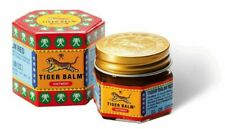 Herbal Tiger Balm Red Ointment 21 ML x 3 , Muscle Ache Pain Relief Massage