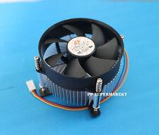 Aluminium Heat Sink Cooling Fan 20W 50W 100W High Power Led Light 95*95*55mm