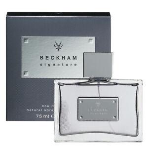 David Beckham Signature Men Eau de Toilette 75ml Spray