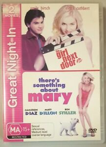 The Girl Next Door / There's Something About Mary (2 Movies) DVD (Region 4)