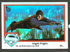 Superman Collectable Trading Cards with Foil