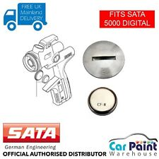 Pulverizador de pistola Satajet 5000 B Digital Kit de batería de repuesto 213769 SATA Jet