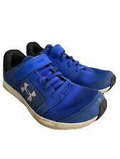 Boys Under Armour Shoes Size 2