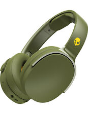 Skullcandy Hesh 3 Wireless Headphones in Moss/Olive/Yellow