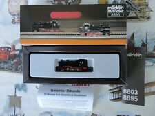 Marklin Z Gauge 8895 DB Class 74 2-6-0T.  Excellent condition. Boxed.