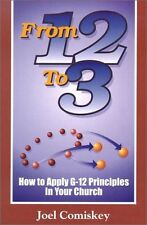 From 12 to 3: How to Apply G-12 Principles in Your