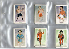 trade cards our heros world of sport boxing F1 golf cricket etc etc1980 full set